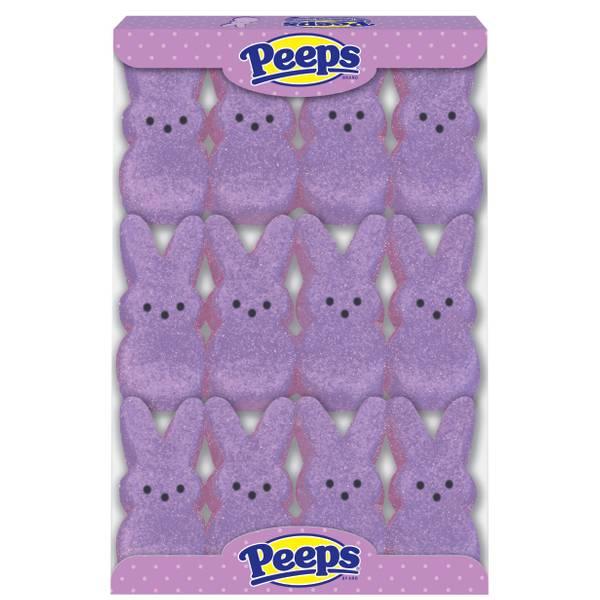 12-Count Lavender Bunnies