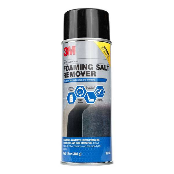 Foaming Salt Remover
