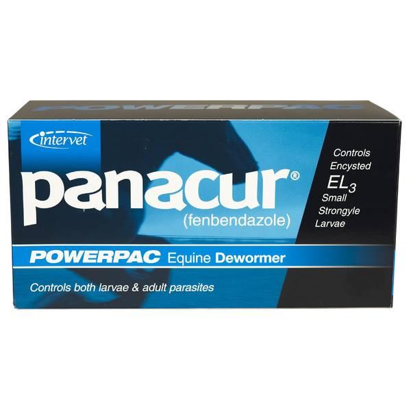 Panacur Powerpac Equine Dewormer