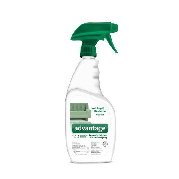 Advantage Household Spot & Crevice Spray