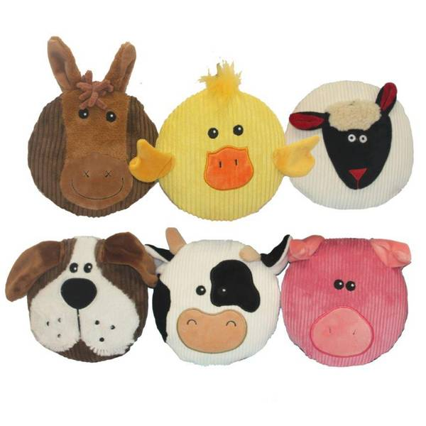 Sub Woofer Dog Toy Assortment