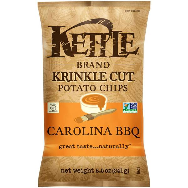 Carolina BBQ Potato Chips