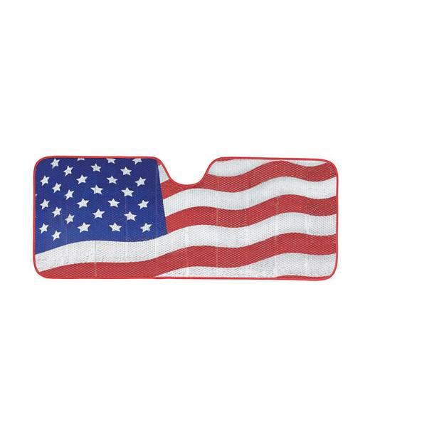 Kraco Jumbo Size American Flag Sun Shade