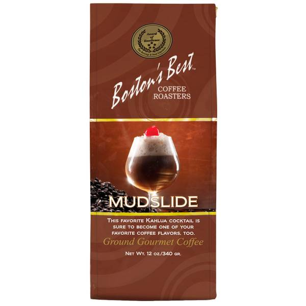 Mudslide Coffee