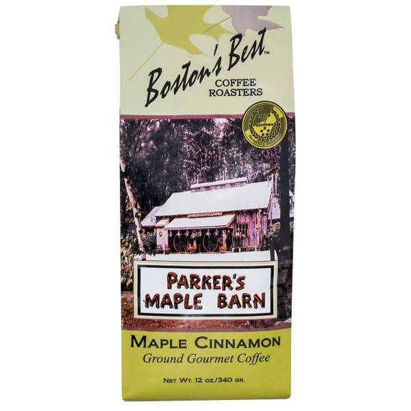 Parker's Maple Barn Maple Cinnamon Coffee