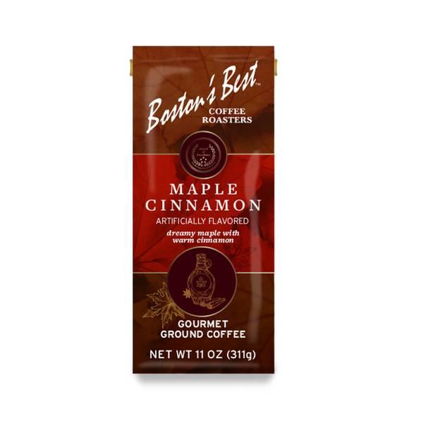 Parker's Maple Barn Maple Cinnamon Coffee