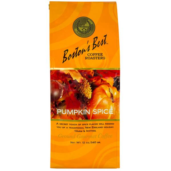 Coffee Roasters Pumpkin Spice
