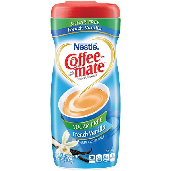 Coffee-mate French Vanilla Sugar Free Creamer