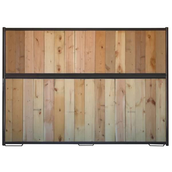 Solid Horse Stall Panel