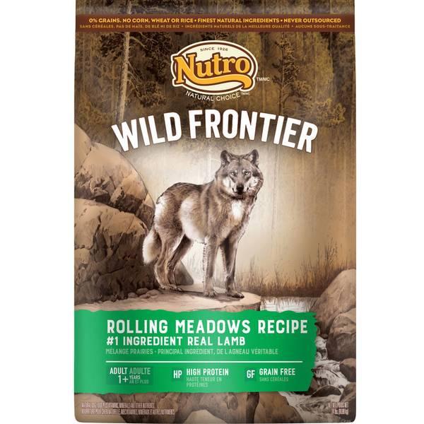 Nutro Dog Food Frontier