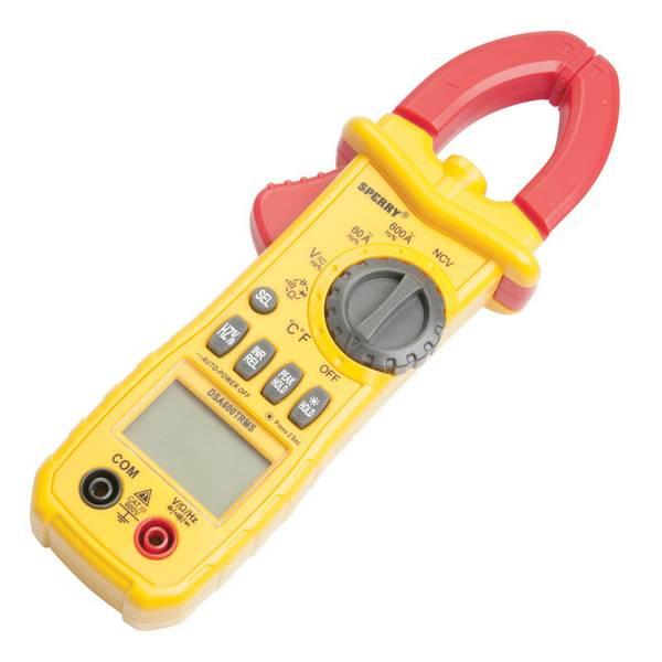 Sperry Digital Clamp Meter
