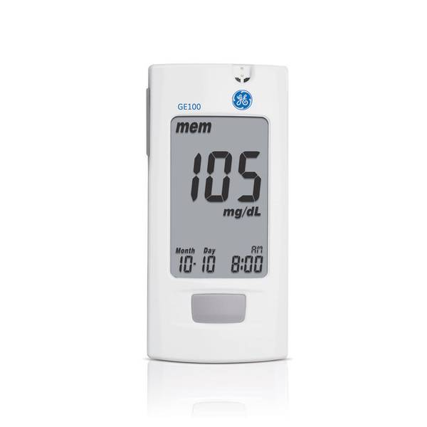 Ge Blood Glucose Monitoring System