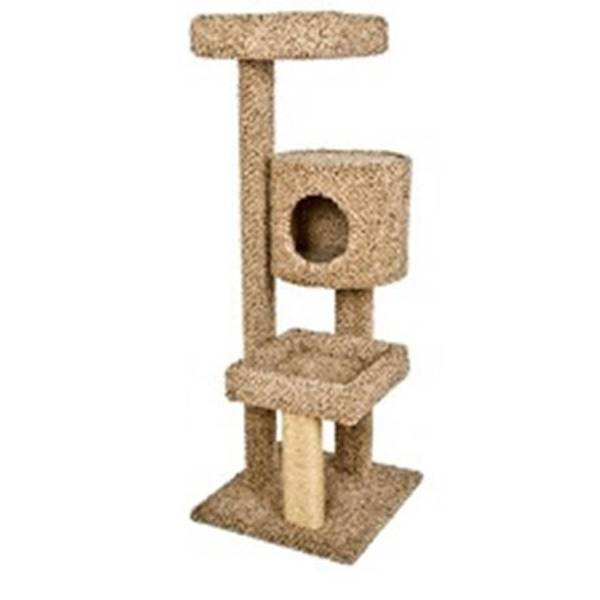 Kitty Condo with Lookout