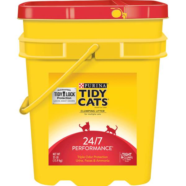 24/7 Performance Clumping Cat Litter