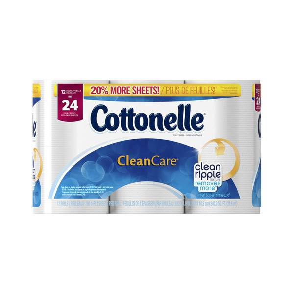 036000452488 Upc Cottonelle Clean Care Double Roll
