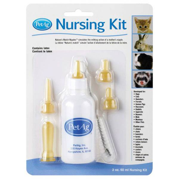 Complete Nursing Kits & Replacement Nipples