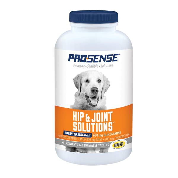 Glucosamine Advanced Strength Chew Tablets for Dogs