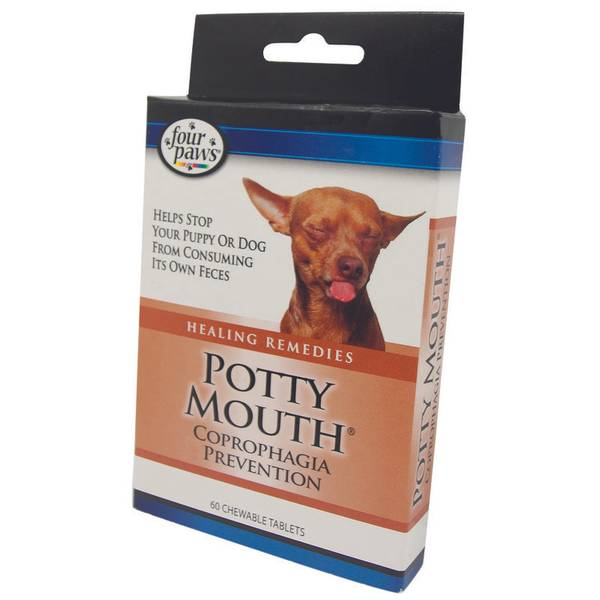 60 Count Potty Mouth Coprophagia Prevention