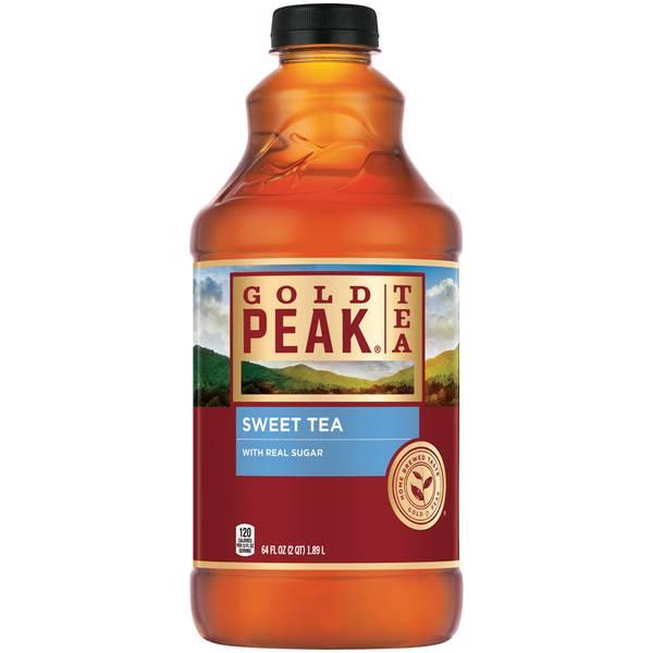 64oz Sweet Black Tea