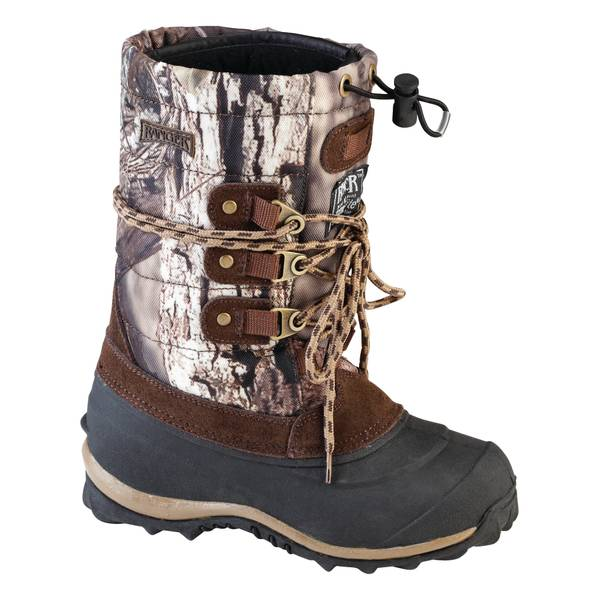 Boy's Tundra -50 Below Snow Boot