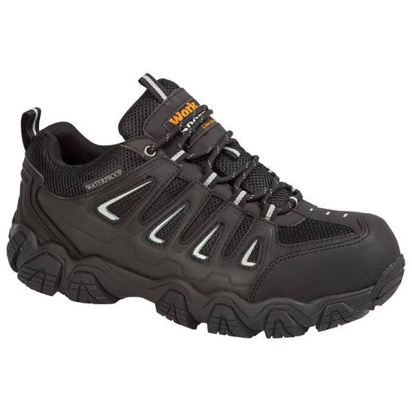 Men's Steel Toe Hiker Work Boots