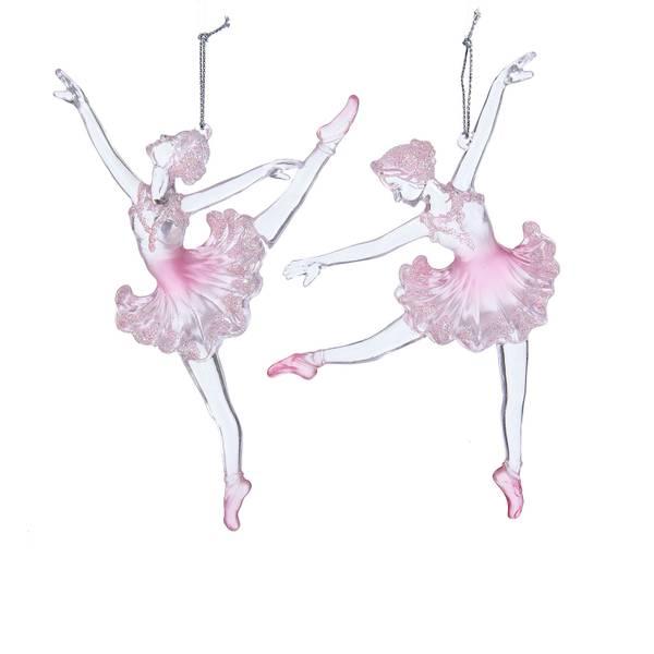 Ballerina Ornament Assortment