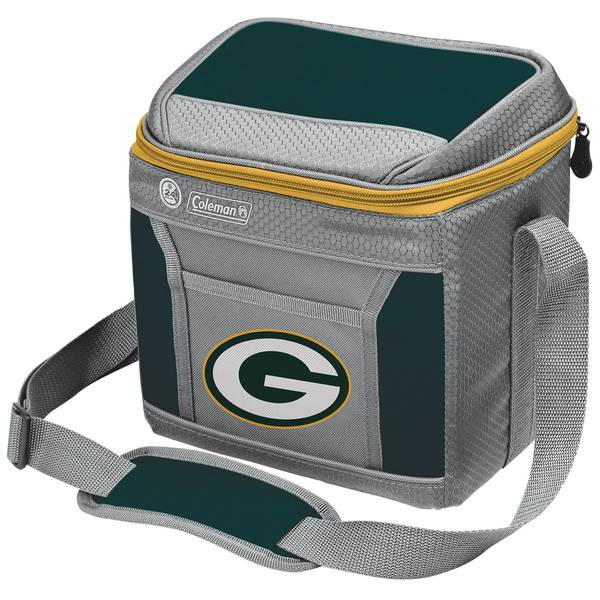 Green Bay Packers 9-Can Cooler