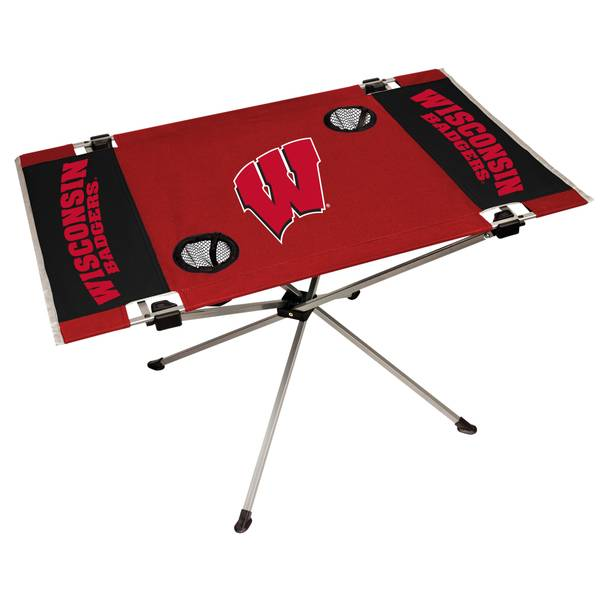 University of Wisconsin Badgers Tailgate Table