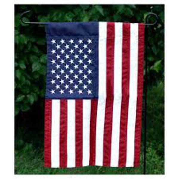 """12 x 18"""" Polycotton Flag"""