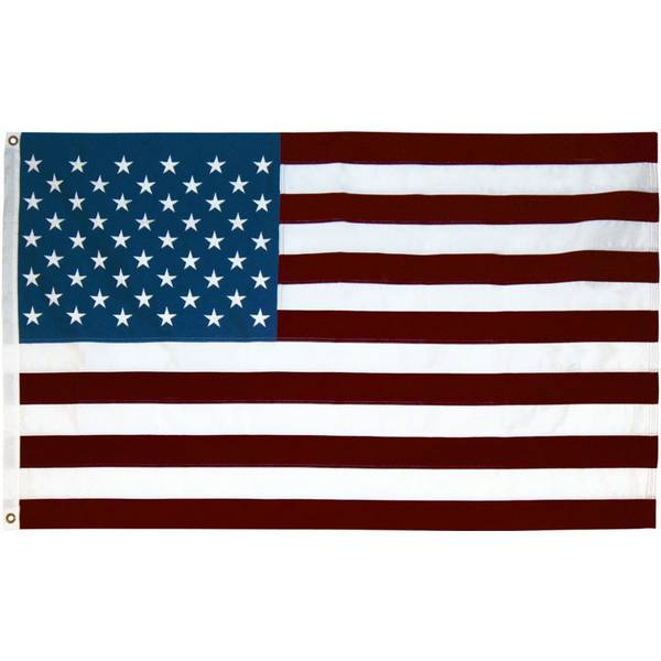 3' x 5' US Polycotton Replacement Flag