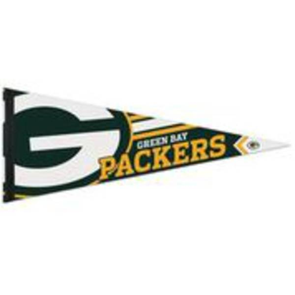 WinCraft NFL Green Bay Packers Premium Pennant