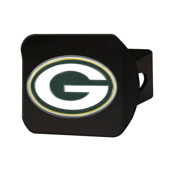 Green Bay Packers Oval Hitch Cover