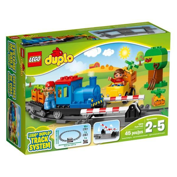DUPLO Town 10810 Push Train Building Kit