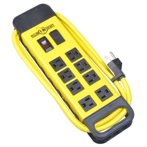 Yellow Jacket Outlet Metal Power Block