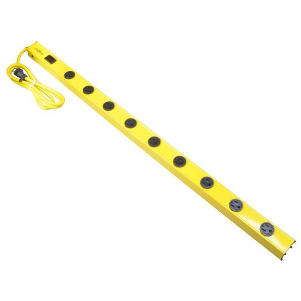 Yellow Jacket All Metal Power Strip
