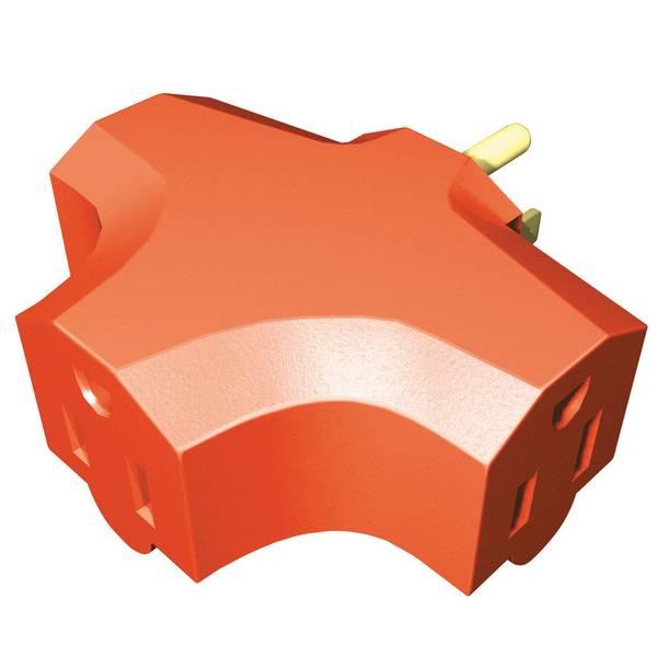 Heavy Duty Triangle Tap Adapter