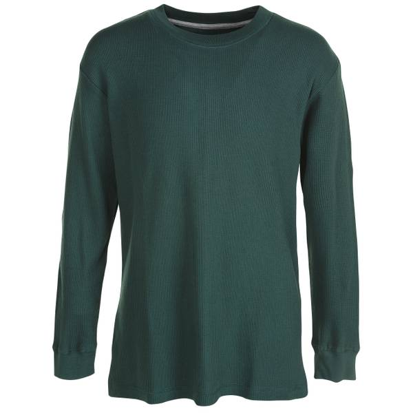 Baby Boys' Long Sleeve Thermal Tee
