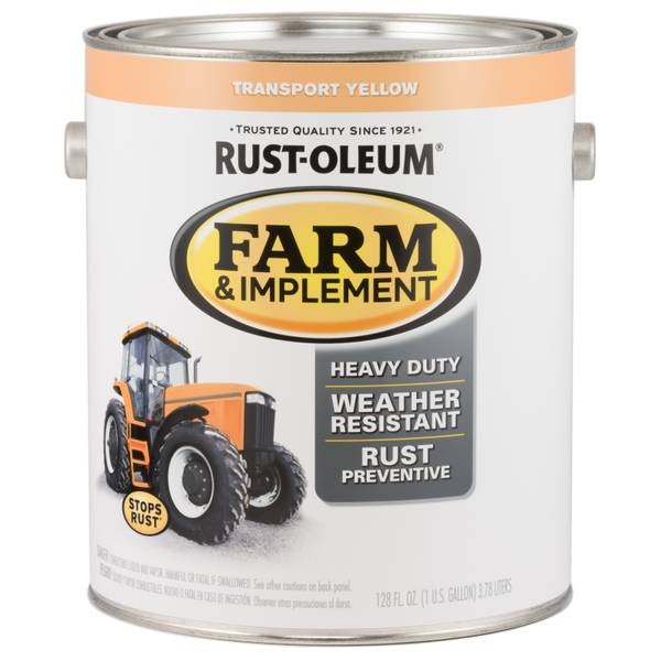 Specialty Farm Equipment Paint