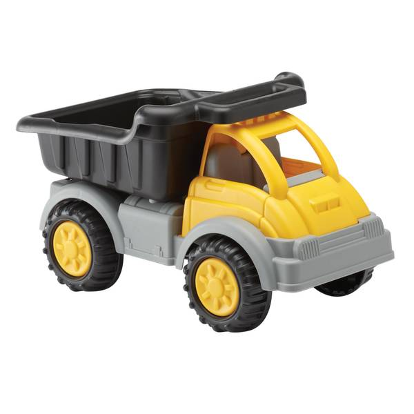 american plastic toys gigantic dump truck. Black Bedroom Furniture Sets. Home Design Ideas