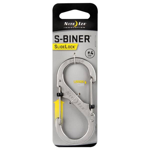 Locking S-Biner