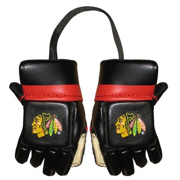 Chicago Blackhawks Replica Mini Gloves