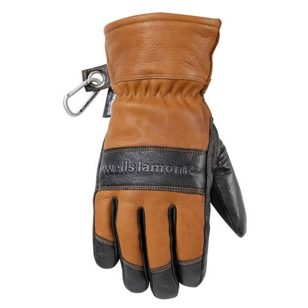 Men's HydraHyde Full Grain Leather Glove