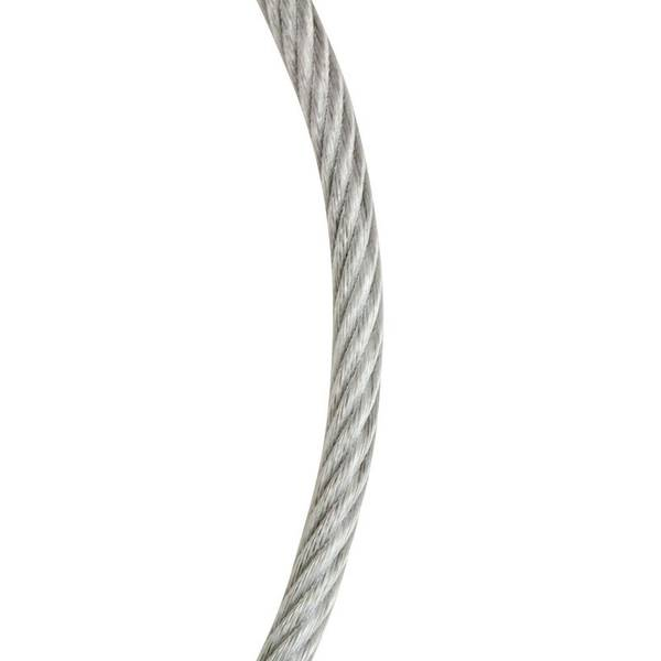 PVC Coated Galvanized Steel Rope Metal Cable SALE CLEARANCE OFF CUTS