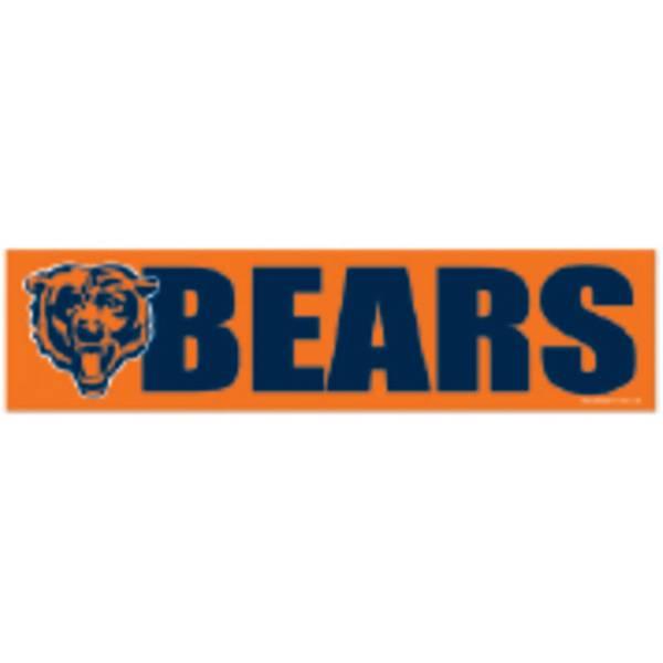 Chicago Bears Bumper Sticker