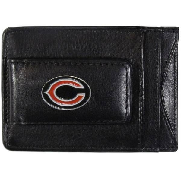 NFL Chicago Bears Money Clip Card Holder