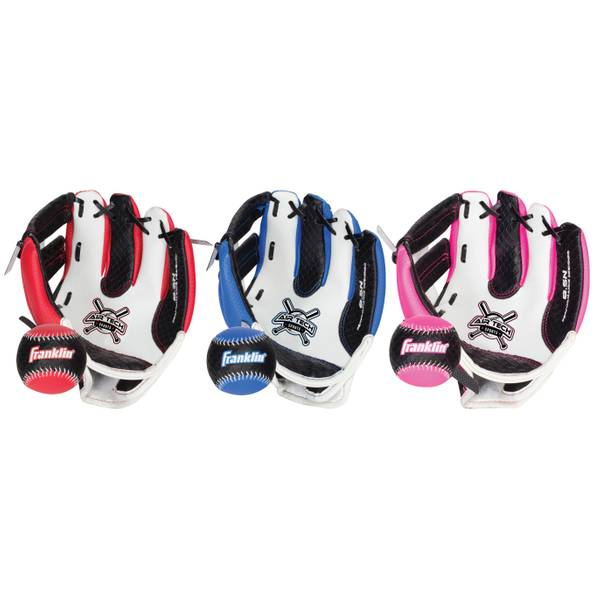 Airtech Sport Baseball Glove & Ball Assortment