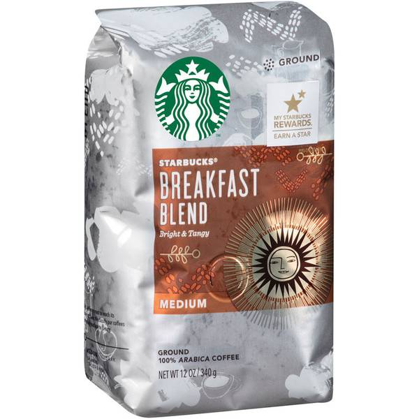 Medium Breakfast Blend Coffee