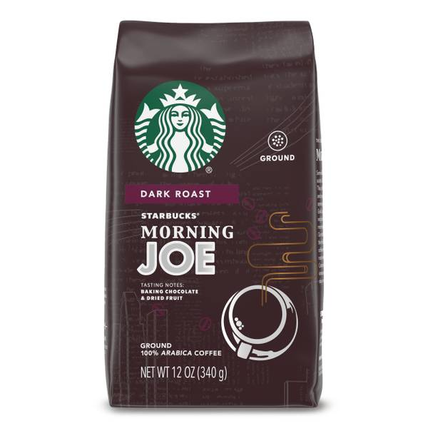 Dark Morning Joe Ground Coffee