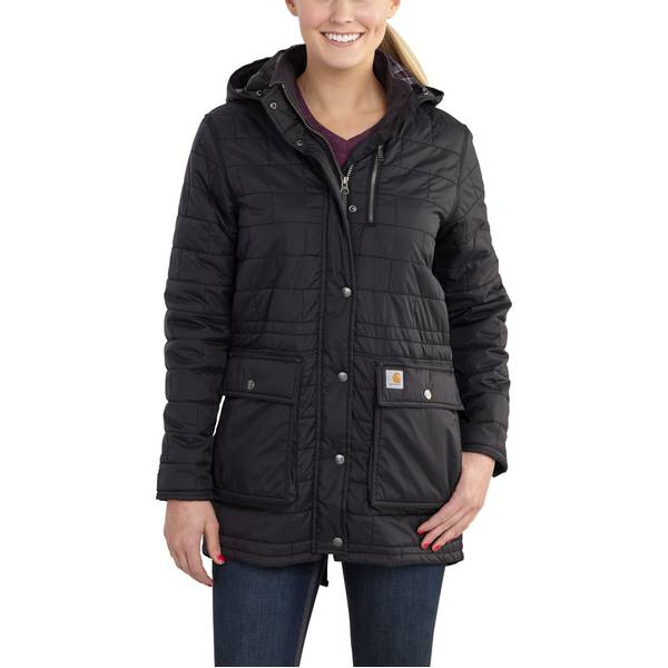 Misses' Black Amoret Winter Coat