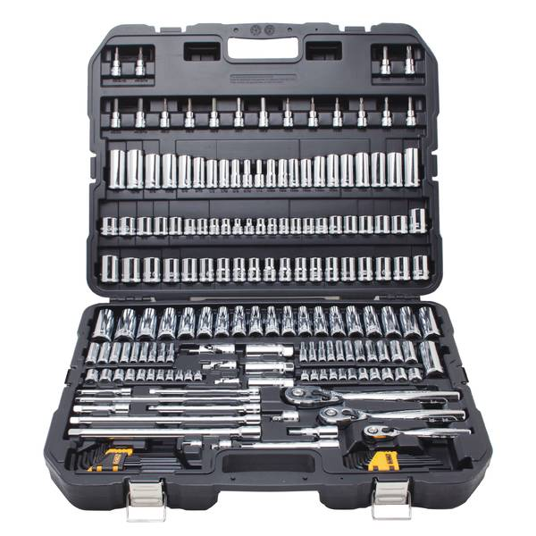 dewalt 192-piece mechanics tools set